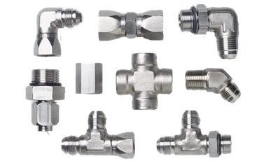 Stainless Steel Hydraulic Fittings