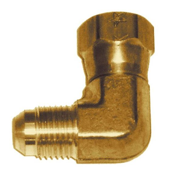 ° degree elbow brass hydraulic fittings adapters air