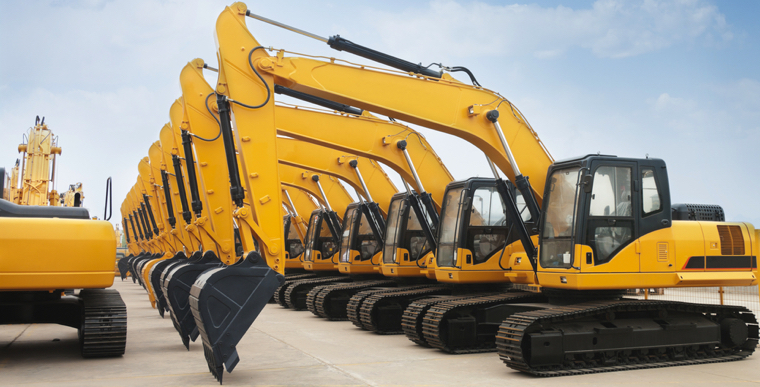 Hydraulic Fittings for Heavy Equipment Construction Equipment