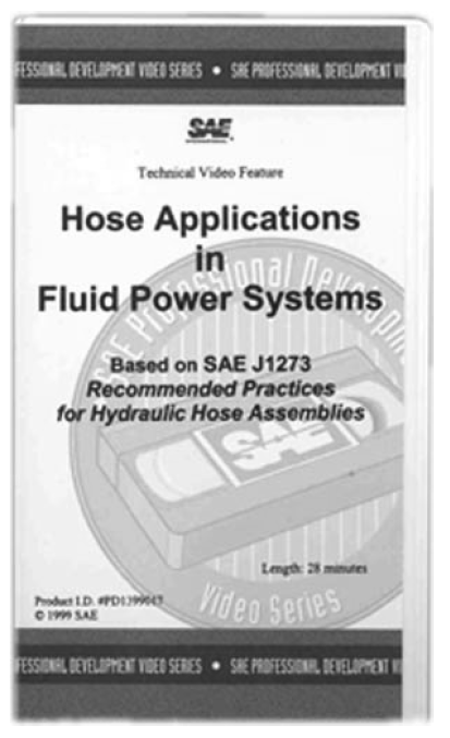 Hose Applications in Fluid Power Systems SAE Video cover